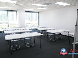 Room Venus in Melbourne CBD, training room at Insight Academy Of Australia, image 1