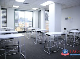 Room Jupiter in Melbourne CBD, training room at Insight Academy Of Australia, image 1