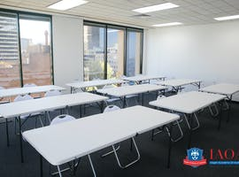 Room Mars in Melbourne CBD, training room at Insight Academy Of Australia, image 1