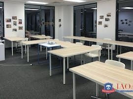 Room Earth in Melbourne CBD, training room at Insight Academy Of Australia, image 1