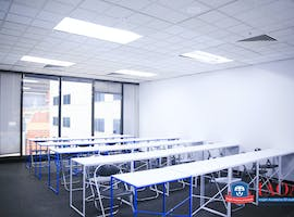 Room Pluto in Melbourne CBD, training room at Insight Academy Of Australia, image 1