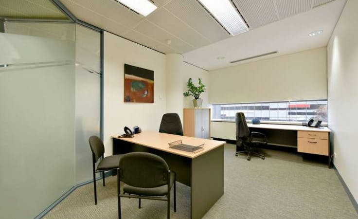 Co-Working Day Pass Plan (up to 10 hours included), coworking at Liberty Executive Offices - 1060 Hay Street, image 1