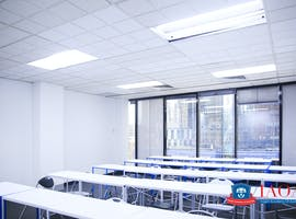 Room Neptune in Melbourne CBD, training room at Insight Academy Of Australia, image 1