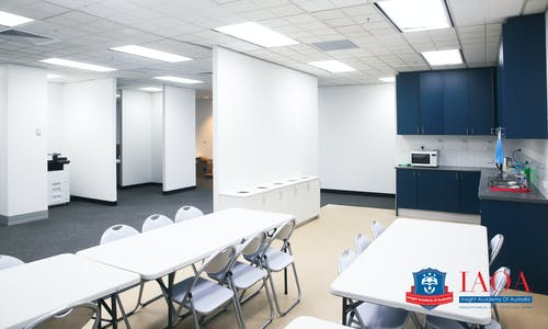 Room Uranus in Melbourne CBD, Training room at Insight