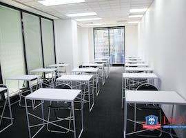 Room Uranus in Melbourne CBD, training room at Insight Academy Of Australia, image 1