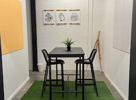 The Green Room, meeting room at Claisebrook Design Community, image 1