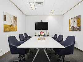Boardroom, meeting room at 350 Collins Street, image 1