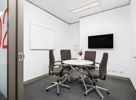 Otago | 4 Person Meeting Room, meeting room at 350 Collins Street, image 1