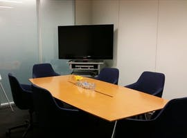 Hunter | 6 Person Meeting Room, meeting room at 350 Collins Street, image 1