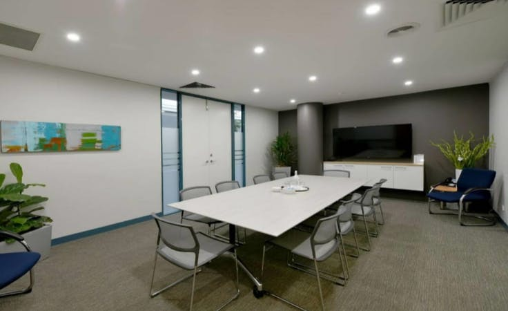 Amberley Boardroom, meeting room at Liberty Executive Offices - 1060 Hay Street, image 1