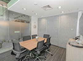 Bourke Meeting Room, meeting room at 485 La Trobe Street, image 1