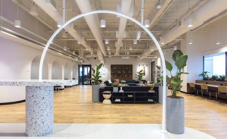 Hot Desk, hot desk at WeWork - 120 Spencer Street, image 1