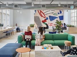 Dedicated Desk, dedicated desk at WeWork - 401 Collins Street, image 1