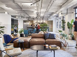 Dedicated Desk, dedicated desk at WeWork - 114 William Street, image 1