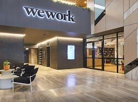 Dedicated Desk, dedicated desk at WeWork - 50 Miller Street, image 1