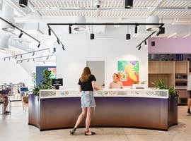 Dedicated Desk, dedicated desk at WeWork - 383 George Street, image 1