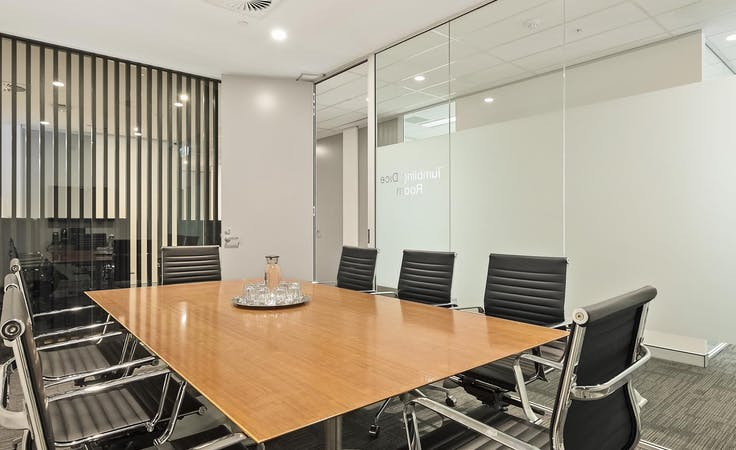 Tumbling Dice, meeting room at workspace365-Wynyard, image 1