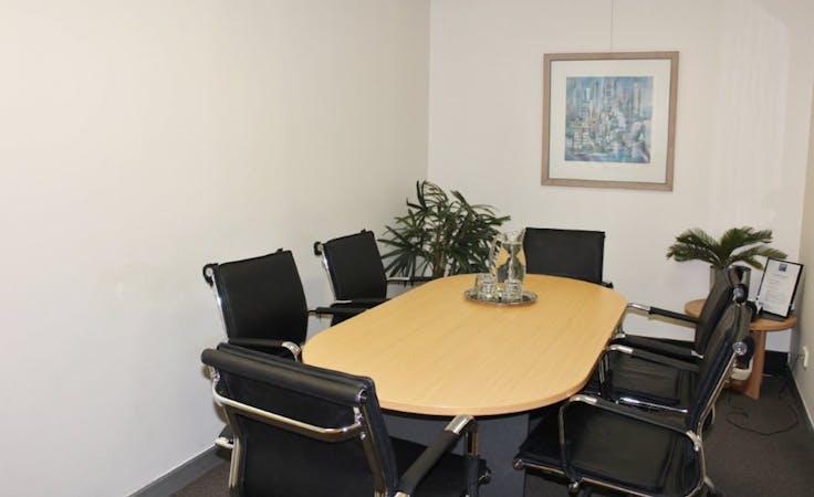 Meeting Room 6, meeting room at workspace365-Bligh, image 1