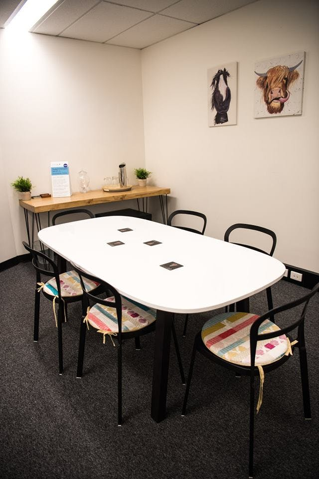 Boardroom, meeting room at Think Lab, image 3