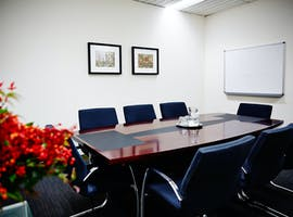 Emerald, meeting room at workspace365-Edgecliff, image 1