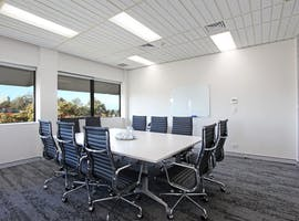 Sapphire A, meeting room at workspace365-Edgecliff, image 1