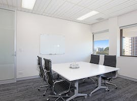 Sapphire B, meeting room at workspace365-Edgecliff, image 1