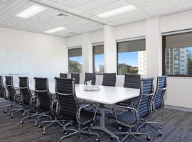 Sapphire A+B, meeting room at workspace365-Edgecliff, image 1
