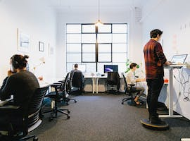 Flexible Member ( 8 days per month), hot desk at Hub Southern Cross, image 1