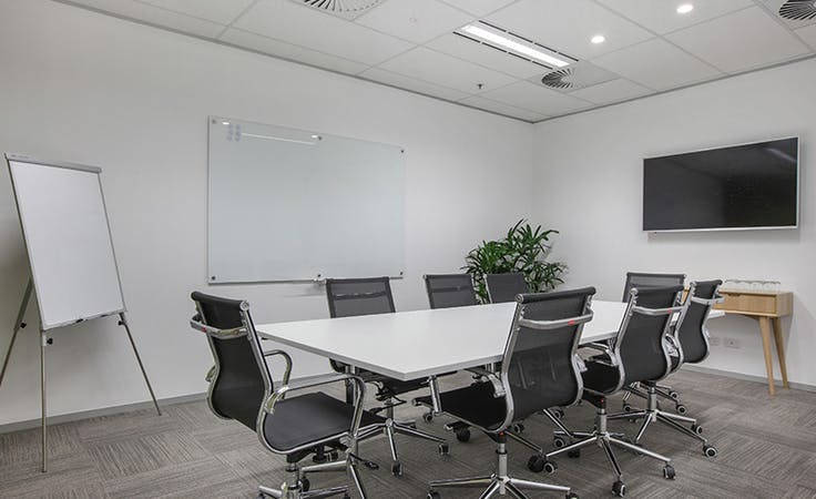 Meeting room at Workspace365 on Eagle Street, image 1