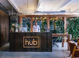 Flexible Member ( 8 days per month), hot desk at Hub Adelaide, image 1
