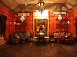 Large Moroccan-themed function space in Prahran, image 1
