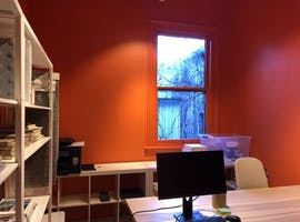 ORANGE ROOM, private office at COOL & CREATIVE STUDIO SPACE, image 1
