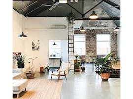 4 Person, private office at Sense Of Self Upstairs (SOS), image 1