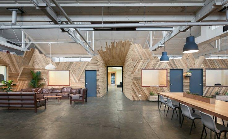 Creative studio at Mycelium Studios, image 1