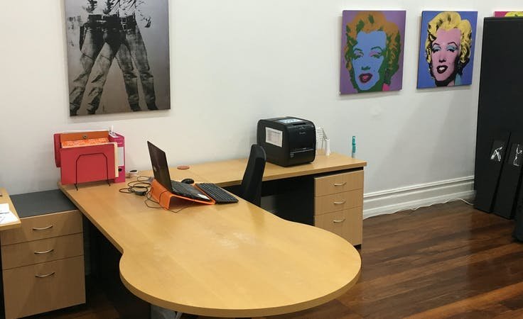 THE resources HUB , shared office at Hotdesk/Co-working space - Midland, image 1