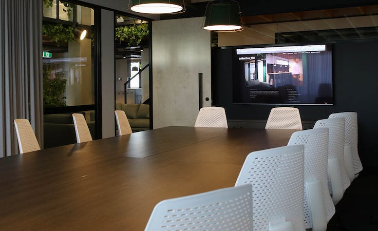 Large Office in Cremorne with 6 metre high windows, private office at Collective_100, image 2