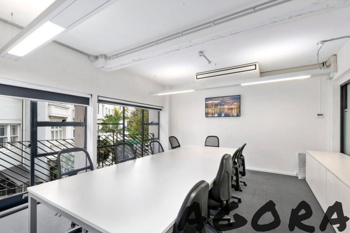 Private office at Agora Head Office, image 1