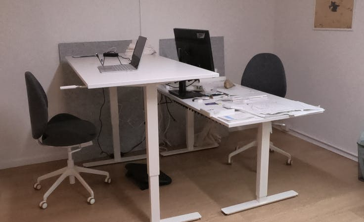 Stay a while , dedicated desk at Long Jetty Workspace, image 8