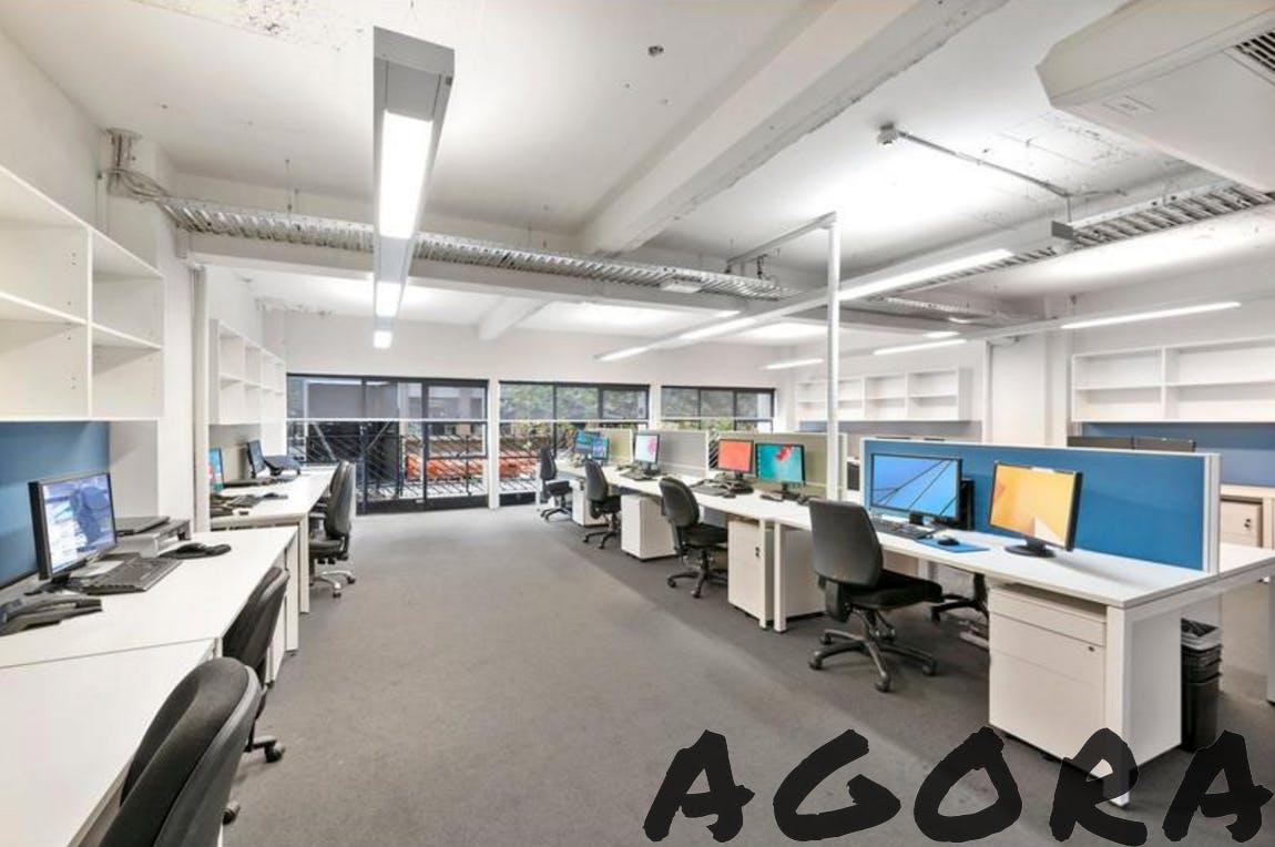 Dedicated desk at Agora Head Office, image 1
