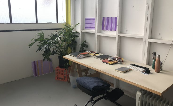 Studio 21, creative studio at Schoolhouse Studios, image 1