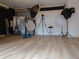 Photography studio, multi-use area at Sandra Adams, image 1
