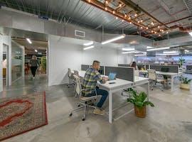 Permanent Desk - Studio B, dedicated desk at Coworking Hub, image 1