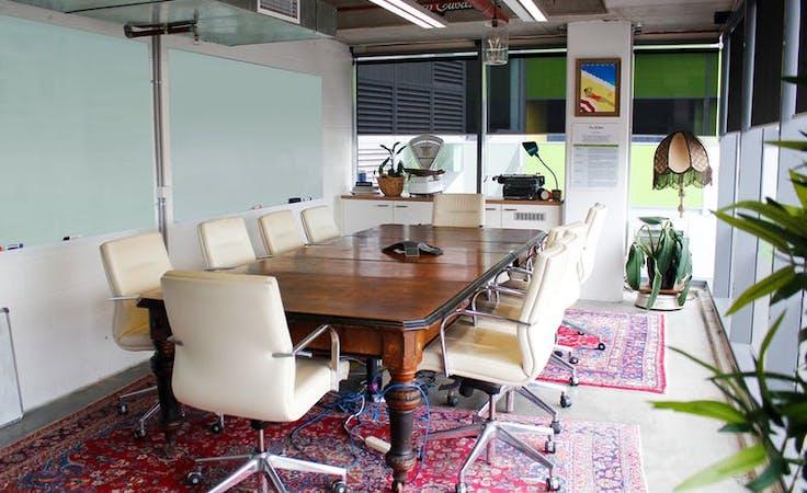 Boardroom, meeting room at Coworking Hub, image 1
