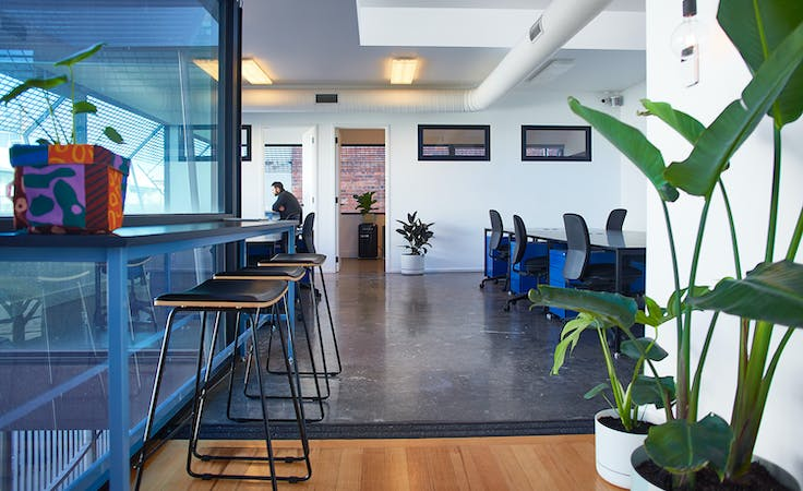 Shared office at Light-filled Creative Digital Studio in Fitzroy, image 1