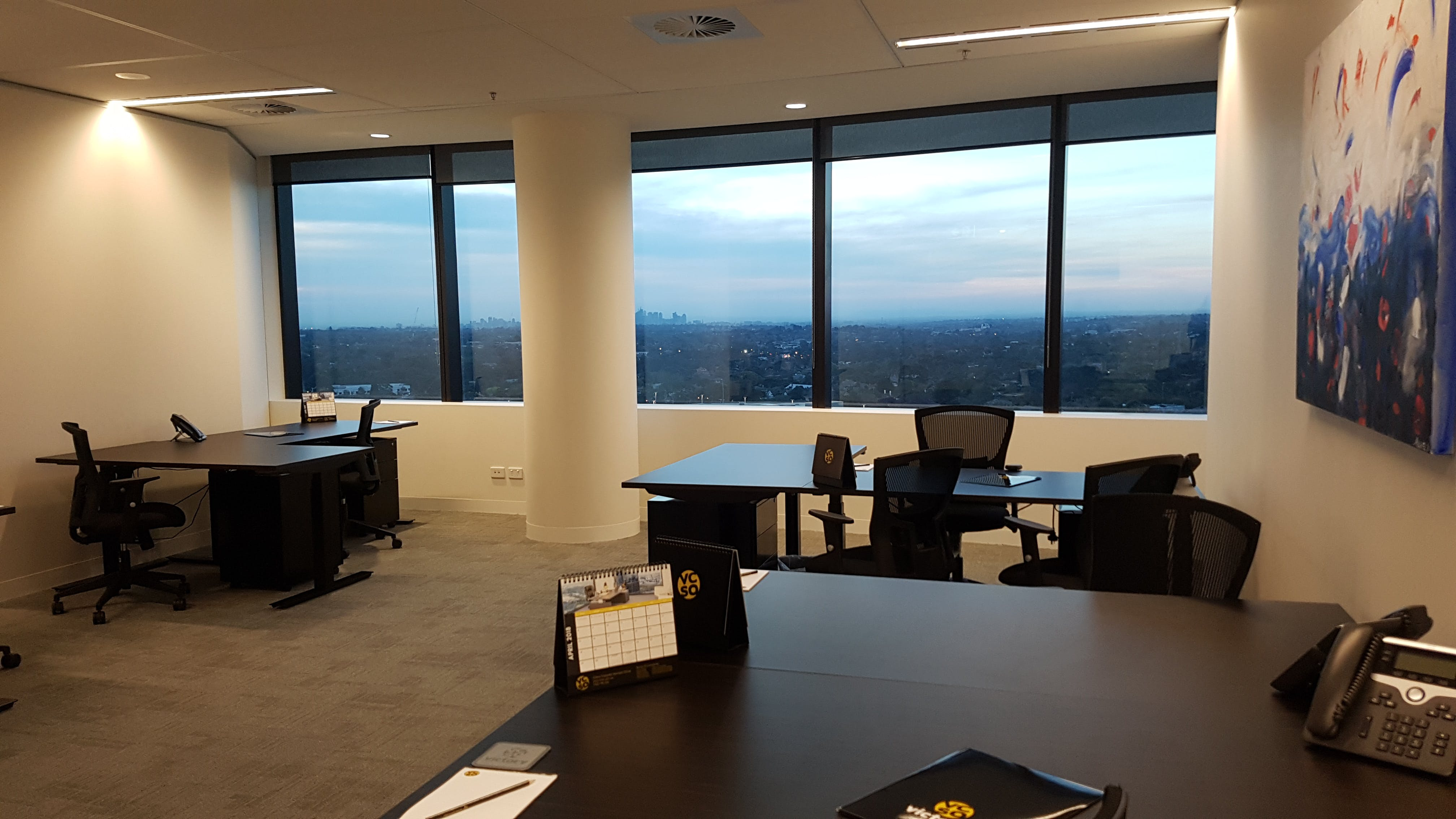Office 1, serviced office at Victory Offices | Chadstone Tower, image 1
