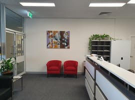 Various Return Desks Available, dedicated desk at The Block Office, image 1