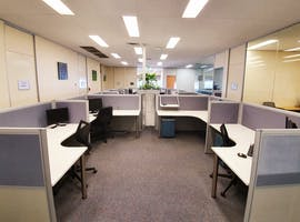 Various Return Desks Available, dedicated desk at The Office Block., image 1