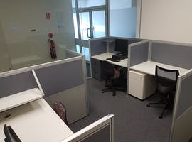 Casual Hot Desk Space, hot desk at The Office Block., image 1