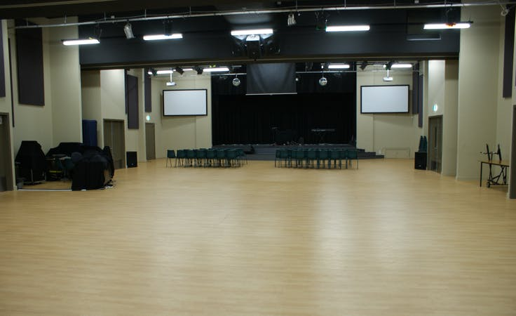 This space has everything you need for stage rehearsals, image 1