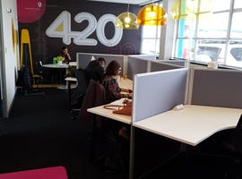 420HQ, coworking at Brunswick Business Incubator, image 1